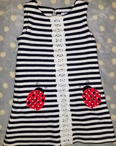 Simply darling little ladybug dress